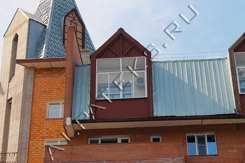 Для чего нужен ремонт фасада здания